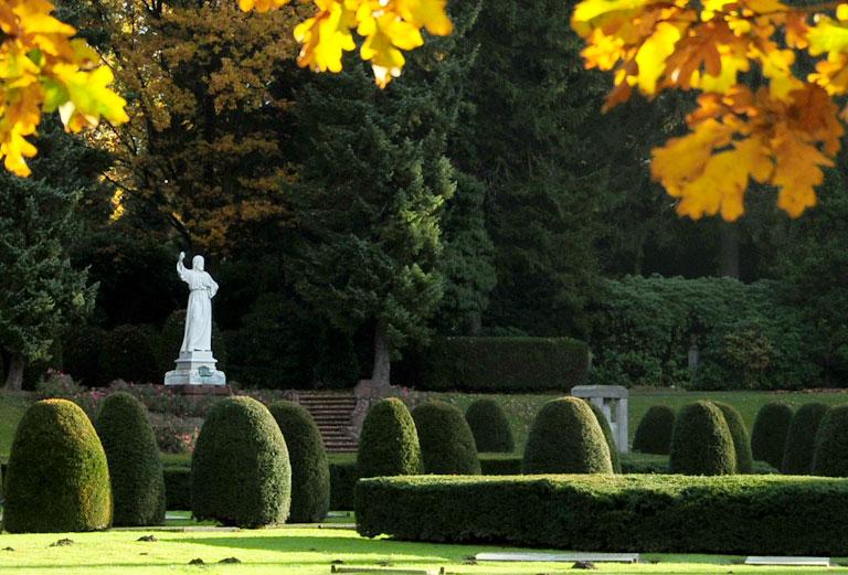 Althamburgischer Gedächtnisfriedhof Ohlsdorf