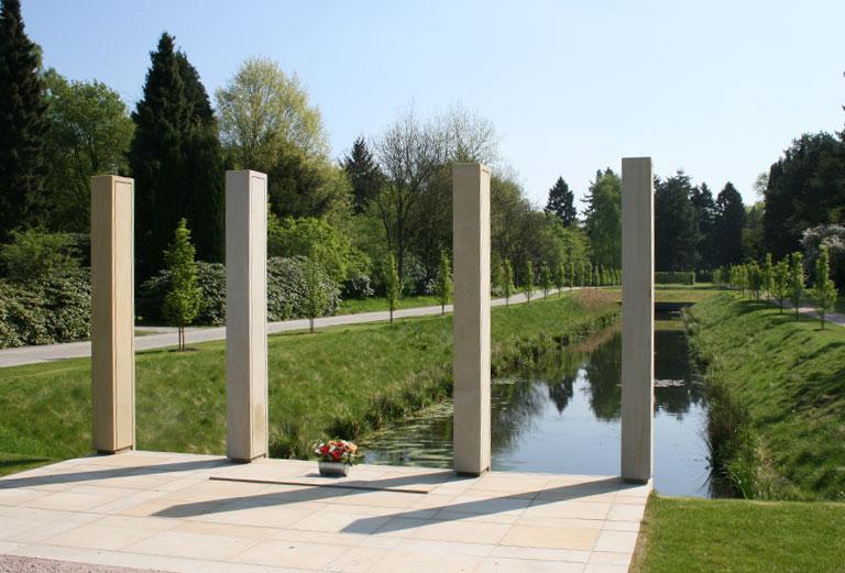 Linne Denkmal Ohlsdorf