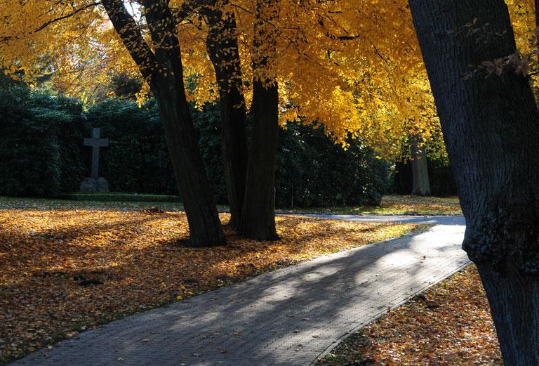 Stiller Weg Ohlsdorf