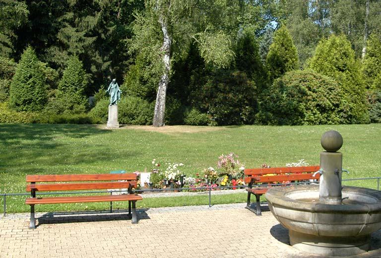 Friedhof Ohlsdorf / Anonymer Urnenhain
