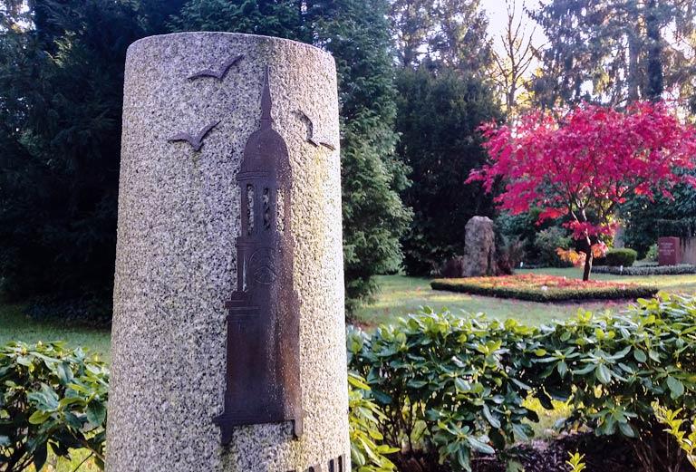 Friedhof Ohlsdorf - Hamburger Grab