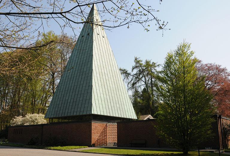 Kapelle 1 Ohlsdorf