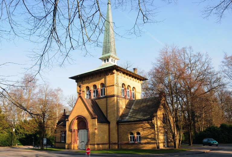 Kapelle 2 Ohlsdorf