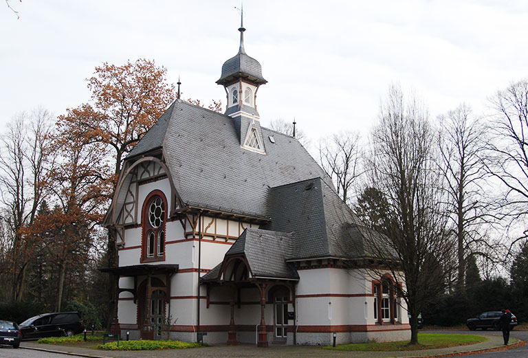 Kapelle 3 Ohlsdorf