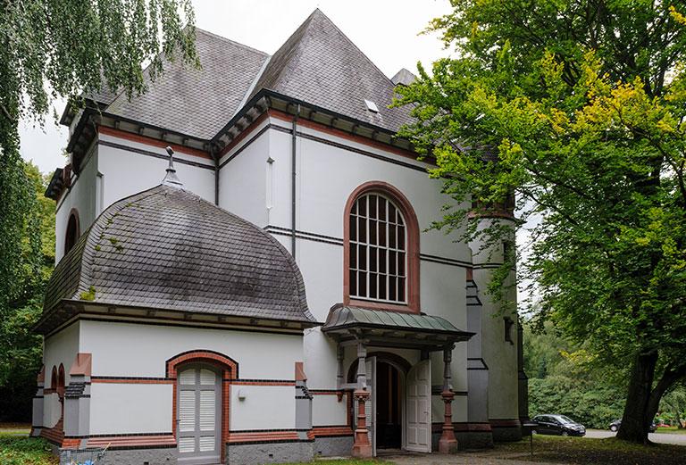 Kapelle 4 Ohlsdorf