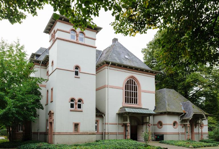 Kapelle 8 Ohlsdorf
