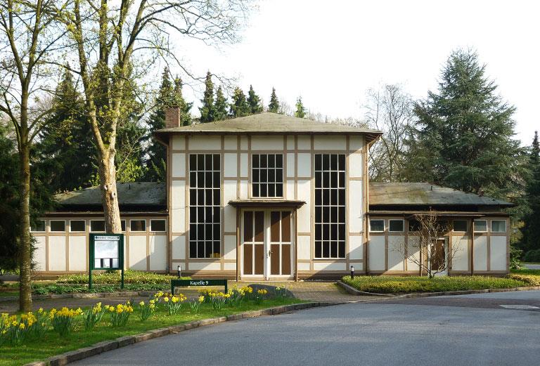Kapelle 9 Ohlsdorf
