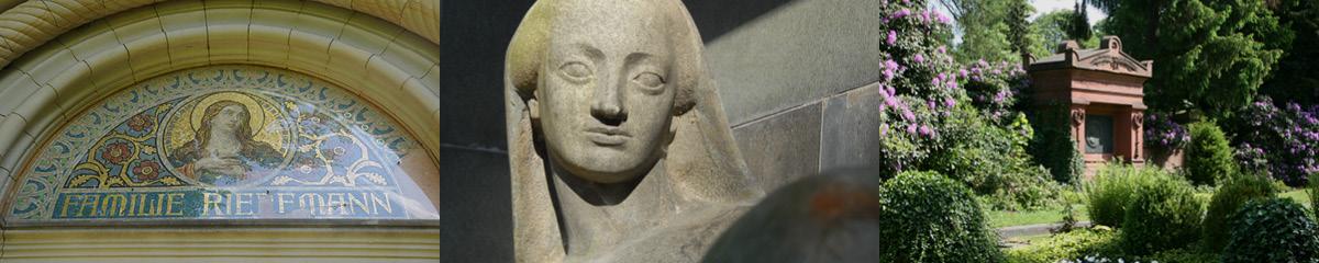 Prominente Gräber auf dem Ohlsdorfer Friedhof