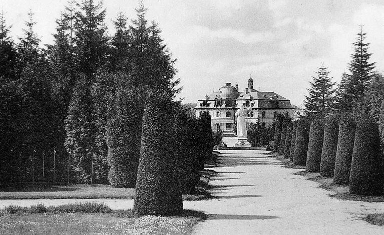 Friedhof Ohlsdorf Verwaltungsgebäude